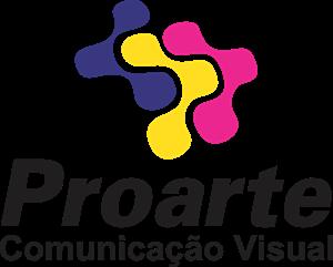 Proarte Comunicação Visual Logo ,Logo , icon , SVG Proarte Comunicação Visual Logo