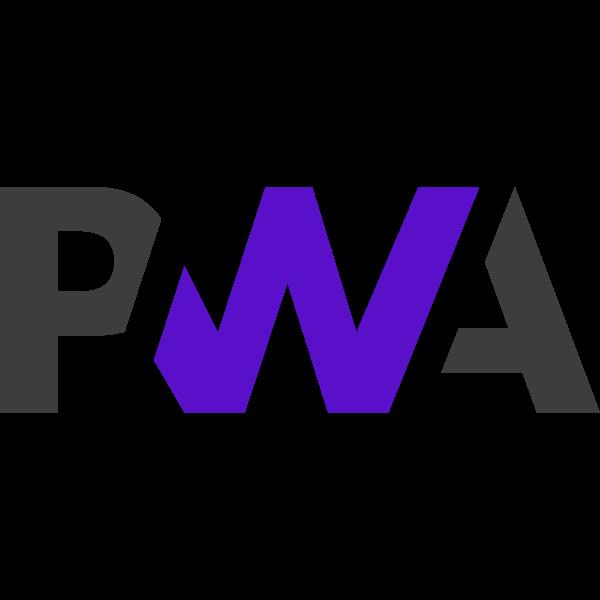 Progressive Web Apps Logo ,Logo , icon , SVG Progressive Web Apps Logo