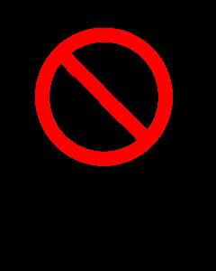 Prohibido Estacionar Logo ,Logo , icon , SVG Prohibido Estacionar Logo