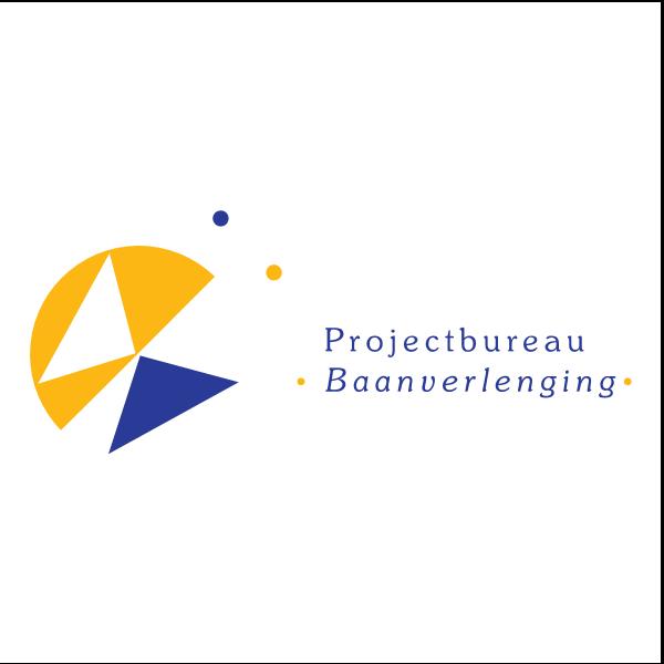 Projectbureau Baanverlenging Logo ,Logo , icon , SVG Projectbureau Baanverlenging Logo