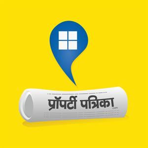 PropertyPatrika Logo ,Logo , icon , SVG PropertyPatrika Logo