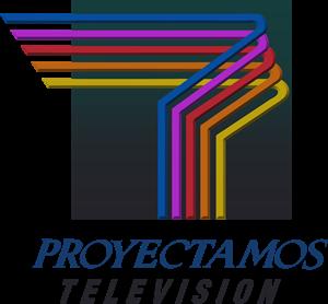 Proyectamos Televisión 1992-2003 Logo ,Logo , icon , SVG Proyectamos Televisión 1992-2003 Logo