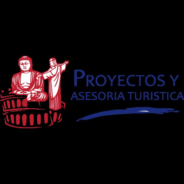 PROYECTO Y ASESORIA TURISTICA Logo ,Logo , icon , SVG PROYECTO Y ASESORIA TURISTICA Logo