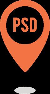 PSD Travel Logo ,Logo , icon , SVG PSD Travel Logo