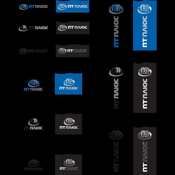 PT Plus Logo ,Logo , icon , SVG PT Plus Logo