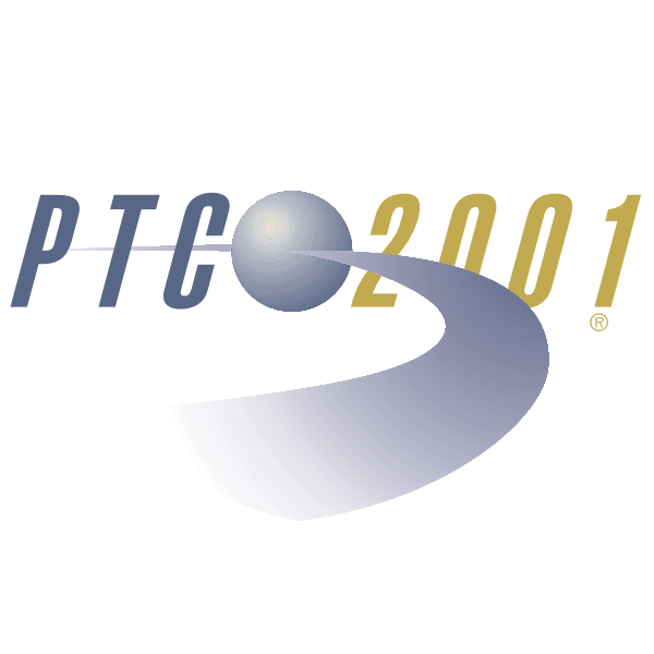 PTC 2001 Logo ,Logo , icon , SVG PTC 2001 Logo