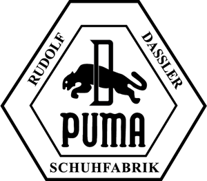 PUMA DASSLER Logo ,Logo , icon , SVG PUMA DASSLER Logo