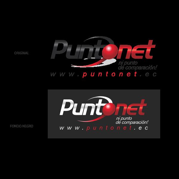 PUNTONET Logo ,Logo , icon , SVG PUNTONET Logo