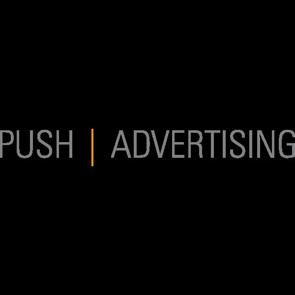 PUSH ADVERTISING Logo ,Logo , icon , SVG PUSH ADVERTISING Logo