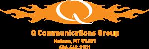 Q COMMUNICATIONS GROUP Logo ,Logo , icon , SVG Q COMMUNICATIONS GROUP Logo
