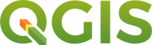 QGIS Logo ,Logo , icon , SVG QGIS Logo