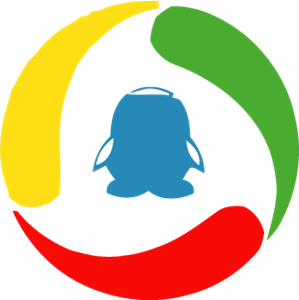 qq.com icon Logo ,Logo , icon , SVG qq.com icon Logo