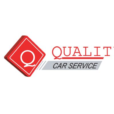 Quality Car Service Logo ,Logo , icon , SVG Quality Car Service Logo