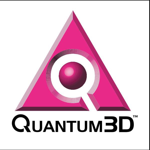 Quantum3D Logo ,Logo , icon , SVG Quantum3D Logo
