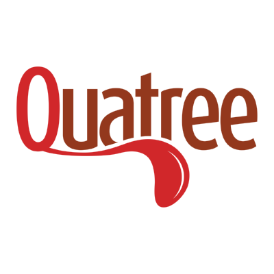 quatree ,Logo , icon , SVG quatree
