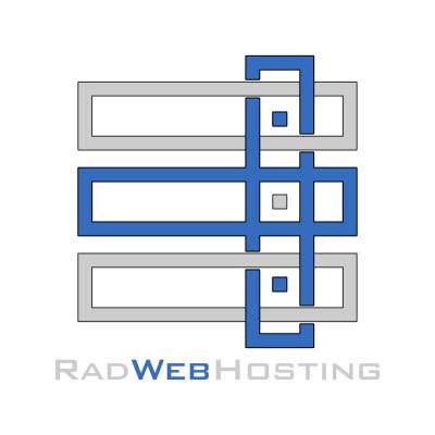 RAD WEB HOSTING Logo ,Logo , icon , SVG RAD WEB HOSTING Logo