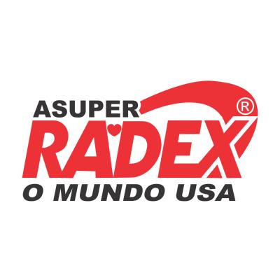 Radex Logo ,Logo , icon , SVG Radex Logo