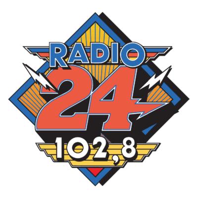 Radio 24 Logo ,Logo , icon , SVG Radio 24 Logo