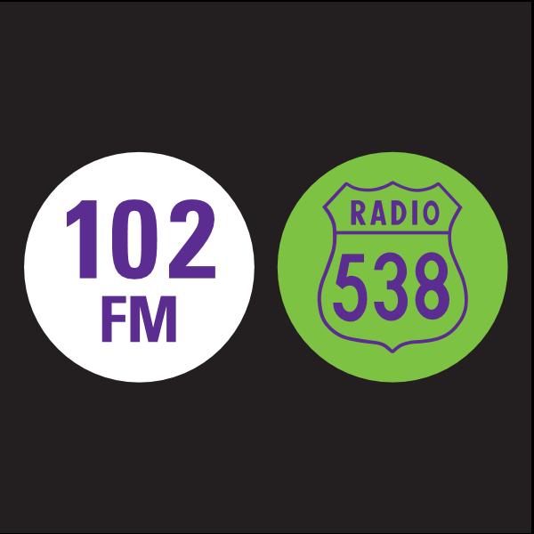 Radio 538 Logo ,Logo , icon , SVG Radio 538 Logo