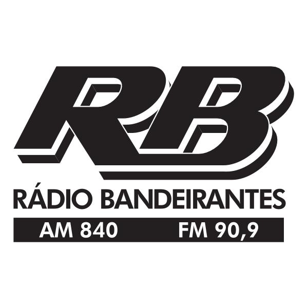 Radio Bandeirantes Logo ,Logo , icon , SVG Radio Bandeirantes Logo