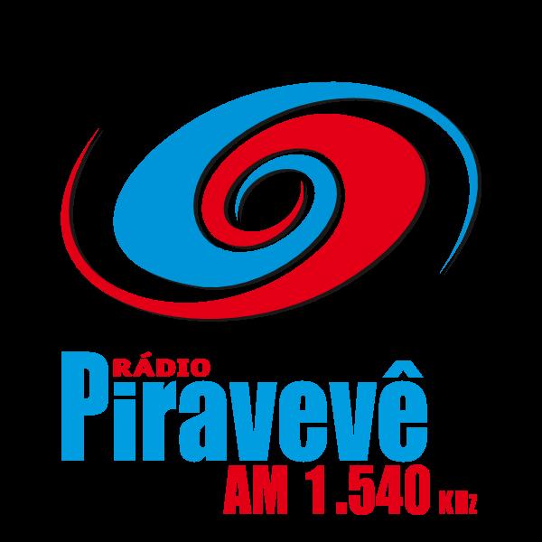 Radio Piravevê AM 1540Khz Logo ,Logo , icon , SVG Radio Piravevê AM 1540Khz Logo
