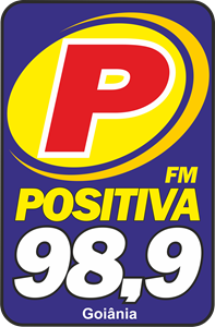 Rádio Positiva FM Logo ,Logo , icon , SVG Rádio Positiva FM Logo