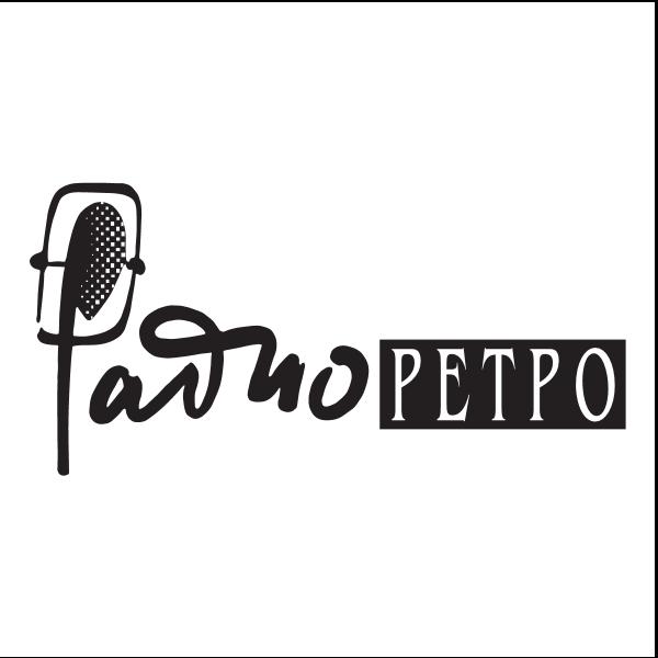 Radio Retro Logo ,Logo , icon , SVG Radio Retro Logo