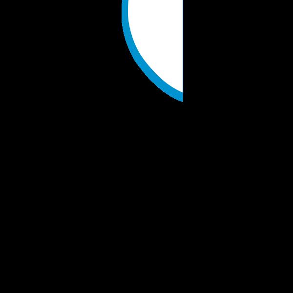 Rainbow Dash Cutie Mark Logo ,Logo , icon , SVG Rainbow Dash Cutie Mark Logo