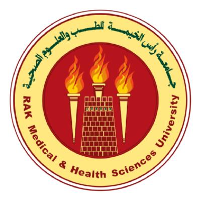 RAK MEDICAL & HEALTH SCIENCES UNIVERSITY ,Logo , icon , SVG RAK MEDICAL & HEALTH SCIENCES UNIVERSITY