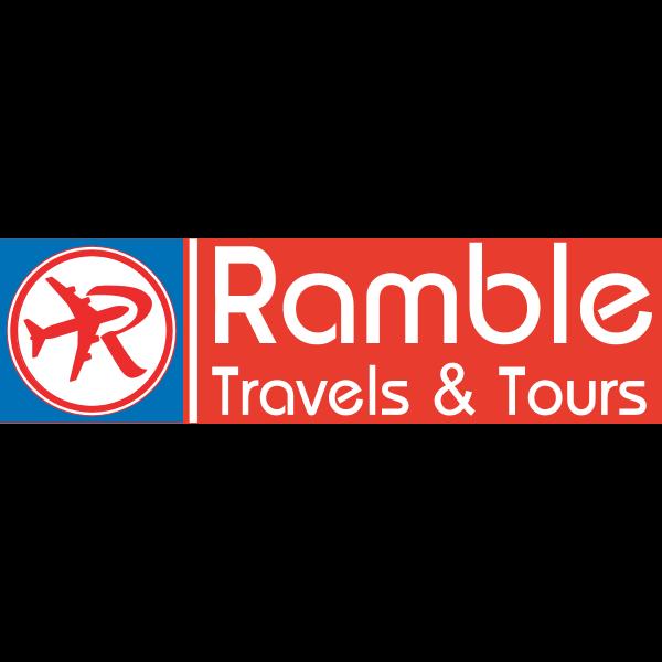 Ramble Travels Logo ,Logo , icon , SVG Ramble Travels Logo