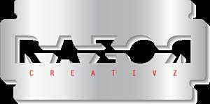 RAZOR CREATIVZ Logo ,Logo , icon , SVG RAZOR CREATIVZ Logo