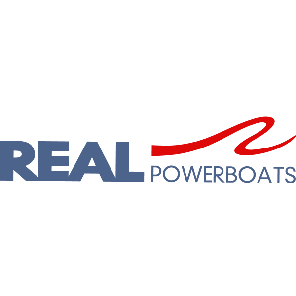 Real Powerboats Logo ,Logo , icon , SVG Real Powerboats Logo