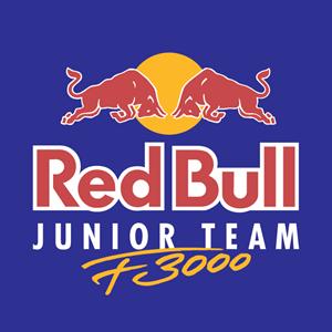 RED BULL JUNIOR TEAM F3000 Logo ,Logo , icon , SVG RED BULL JUNIOR TEAM F3000 Logo