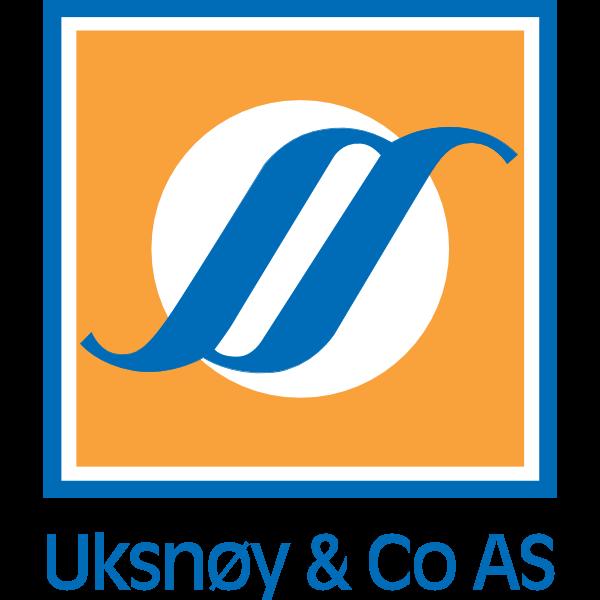 Rederiet Uksnøy & Co AS Logo ,Logo , icon , SVG Rederiet Uksnøy & Co AS Logo