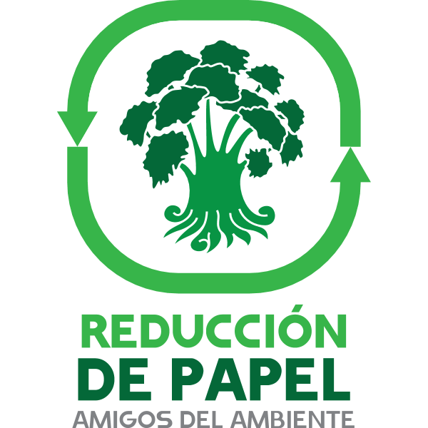 Reduccion de Papel Logo ,Logo , icon , SVG Reduccion de Papel Logo