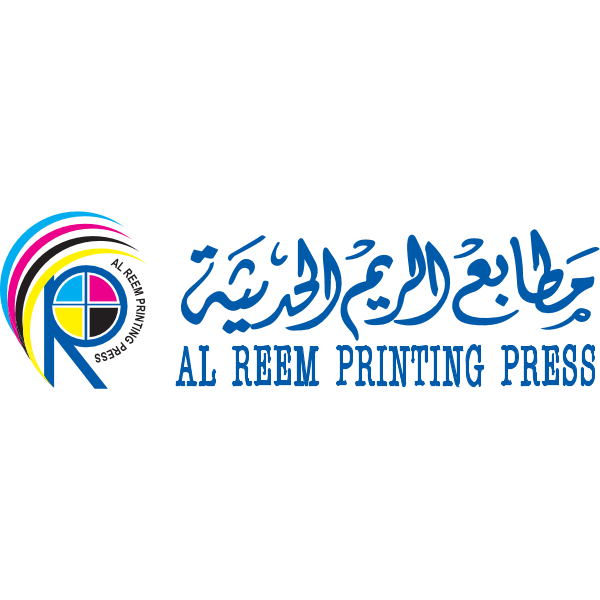 Reem Printing Press Logo ,Logo , icon , SVG Reem Printing Press Logo