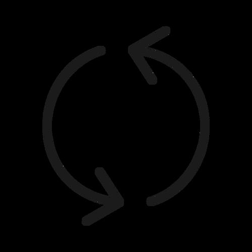 refresh ,Logo , icon , SVG refresh