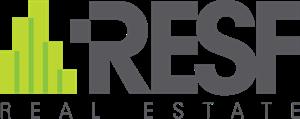 RESF Real Estate Logo ,Logo , icon , SVG RESF Real Estate Logo