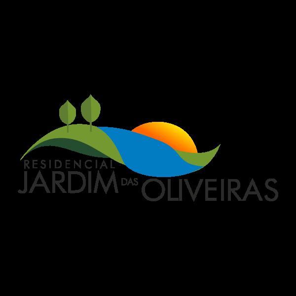 residencial jardim das oliveiras ,Logo , icon , SVG residencial jardim das oliveiras