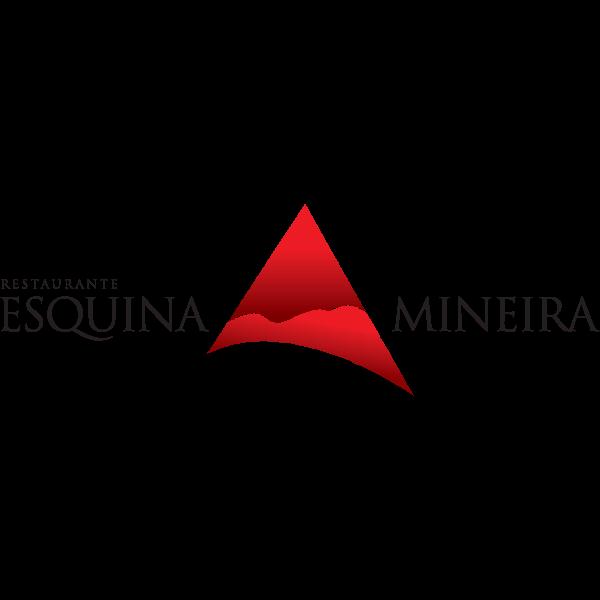 Restaurante Esquina Mineira Logo ,Logo , icon , SVG Restaurante Esquina Mineira Logo