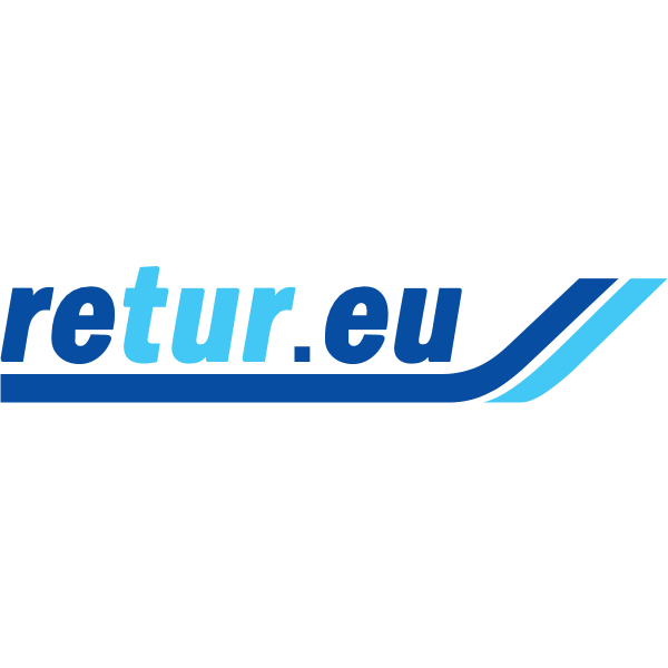 retur.eu Logo ,Logo , icon , SVG retur.eu Logo