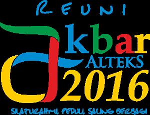 Reuni Akbar Alteks 2016 Logo ,Logo , icon , SVG Reuni Akbar Alteks 2016 Logo