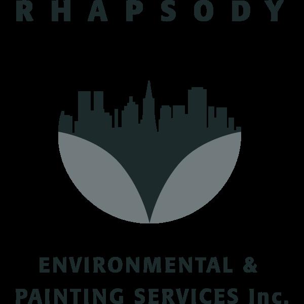 Rhapsody Environmental & Paintng Services Logo ,Logo , icon , SVG Rhapsody Environmental & Paintng Services Logo