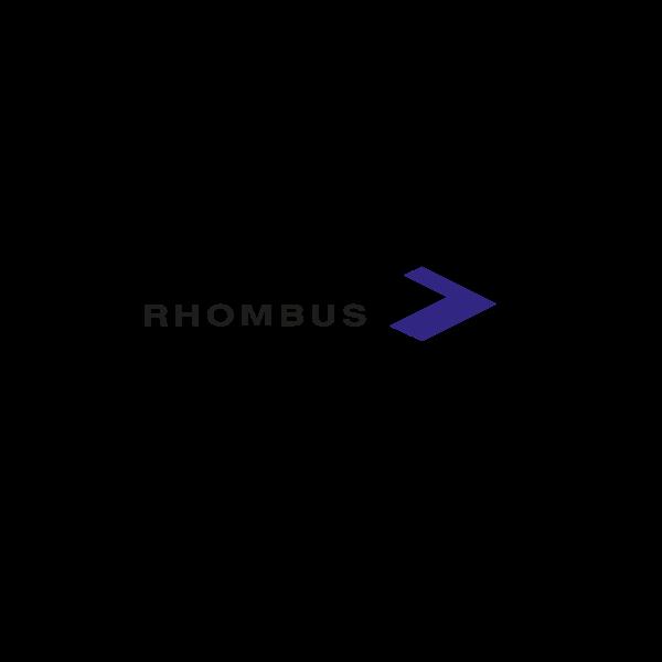 Rhombus Logo ,Logo , icon , SVG Rhombus Logo