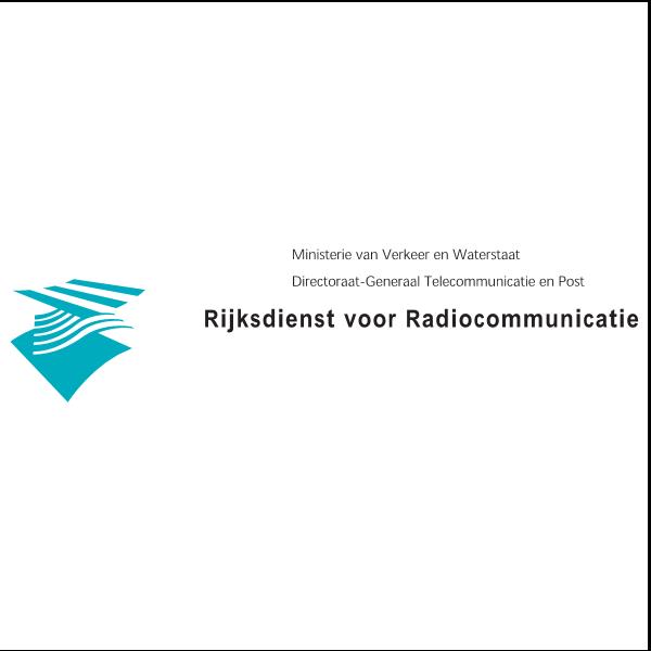 Rijksdienst voor Radiocommunicatie Logo ,Logo , icon , SVG Rijksdienst voor Radiocommunicatie Logo