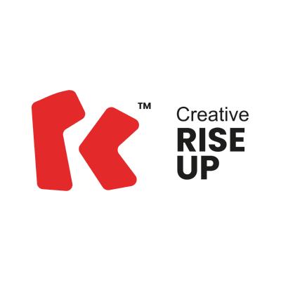 Riseup Creative Logo ,Logo , icon , SVG Riseup Creative Logo
