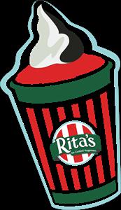 Rita's Ice Custard Logo ,Logo , icon , SVG Rita's Ice Custard Logo