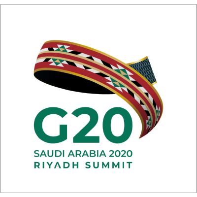 Riyadh Summit G20 شعار هوية قمة العشرين الرياض 01 ,Logo , icon , SVG Riyadh Summit G20 شعار هوية قمة العشرين الرياض 01