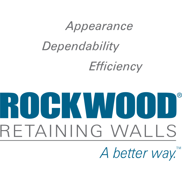 Rockwood Retaining Walls Logo ,Logo , icon , SVG Rockwood Retaining Walls Logo