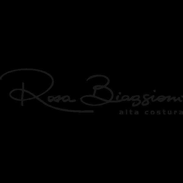 Rosa Biaggioni Alta Costura Logo ,Logo , icon , SVG Rosa Biaggioni Alta Costura Logo